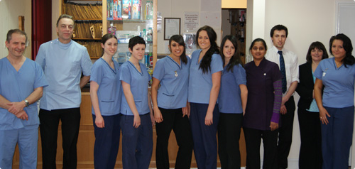 norwich nhs dentist